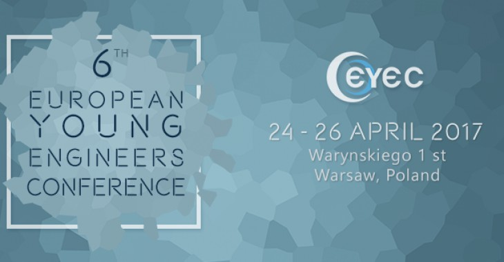 6. European Young Engineers Conference